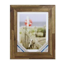 Natural Catalina Wooden Plank Frame By Studio Décor